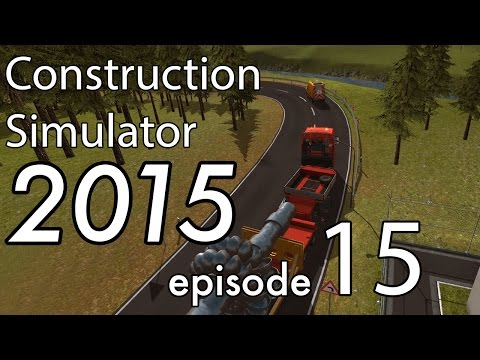Construction Simulator 2015 - Water Turbine Delivery - EP:15