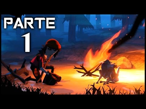 THE FLAME IN THE FLOOD Gameplay Español Parte 1 - PC Max Set