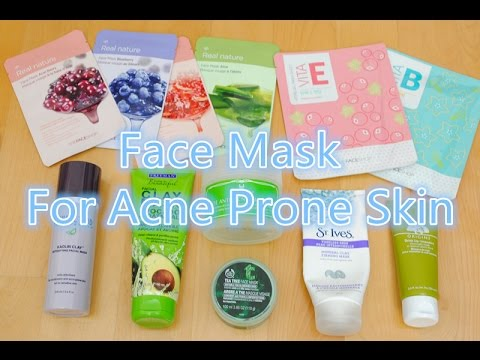 mask for acne prone skin