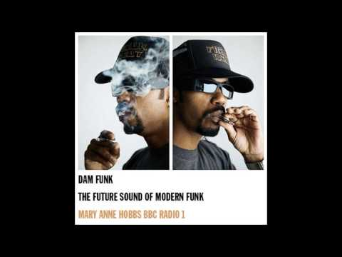 "Dam-Funk - ""The Future Sound Of Modern Funk"" - Synth-Funk Mix - 2010"