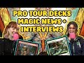 GLHF #303: Best Decks of the Pro Tour, Magic News, Pro Chat | Magic the Gathering (MtG)
