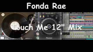 Fonda Rae - Touch Me