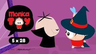 Mônica Toy | Haloutoy (T05E28) Especial de Dia das Bruxas 2017