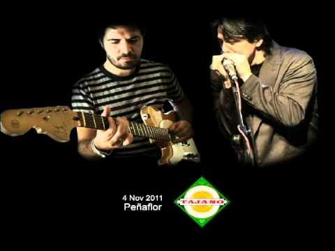 Gonzalo Araya Y Tomas Gumucio En Bar Tajano, Peñaflor - 1