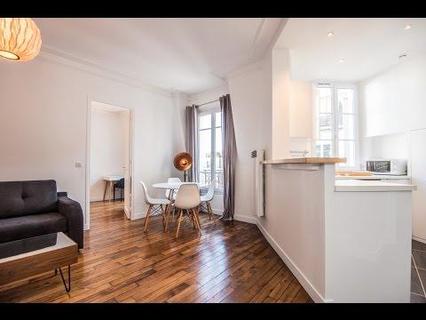 (Ref: 15036) 1-Bedroom furnished apartment on Boulevard de Grenelle (Paris 15th)