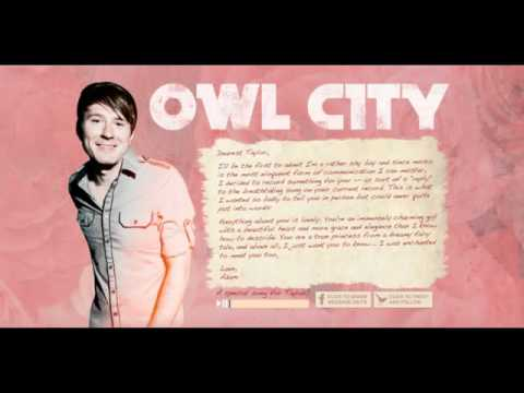 Adam Young (Owl City) - Enchanted by Taylor Swift + DOWNLOAD LINK - YouTube