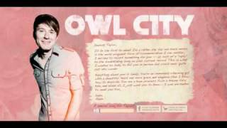 Adam Young (Owl City) - Enchanted by Taylor Swift + DOWNLOAD LINK