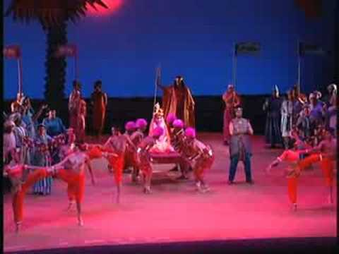 Bizet's The Pearl Fishers