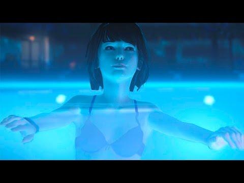 夜のプールとキス・・・ライフイズストレンジ 実況プレイPart7