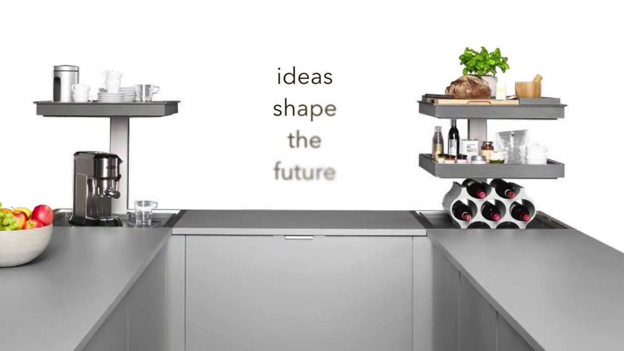 Kitchen innovation, organisation + storage - NINKA QANTO, powered ...