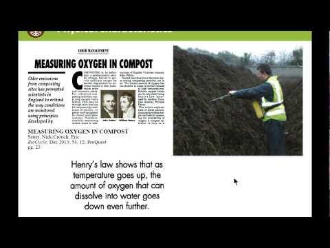 Compost Science Webinar 2017