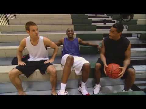 "The Motion Picture ""Midrange"" basketball scene."