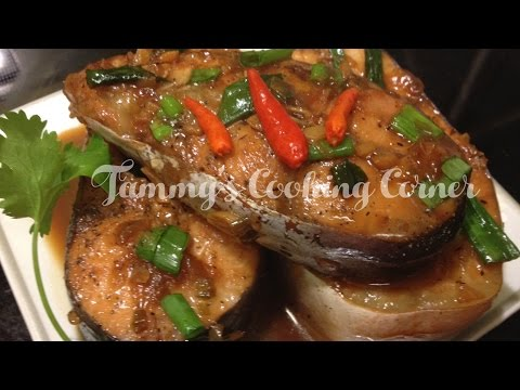 Ca Bong Lau Kho To - Vietnamese Caramelized Fish