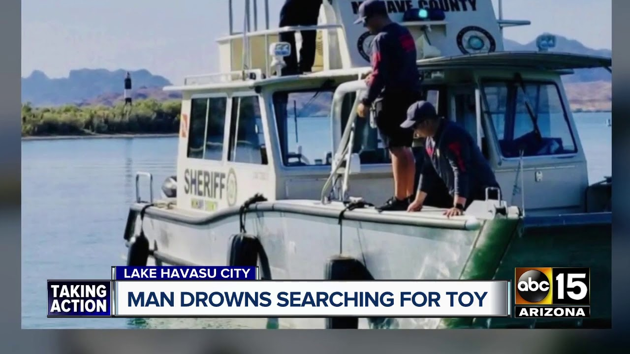 Body of man recovered from Lake Havasu