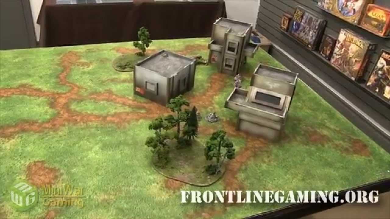 Frontline Gaming S Gaming Mats Showcased Youtube