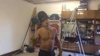 видео Стойки для хранения шин
