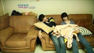 【TVPP】CNBLUE - Who take housework? 씨엔블루 - 집안일 미루기 @ K P...