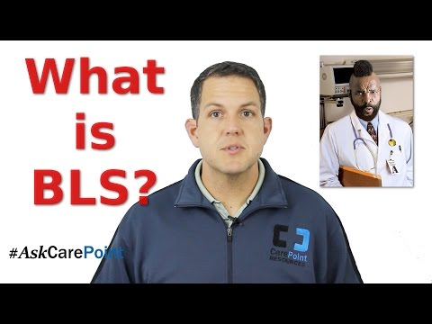BLS Vs. CPR What Is BLS?   #askcarepoint