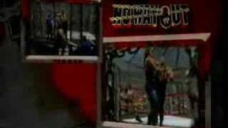 Undertaker Falls through Chamber Door