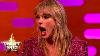 Taylor Swift CRASHED Her Car With Rolling Stone Journalist! | The Graham Norton Show