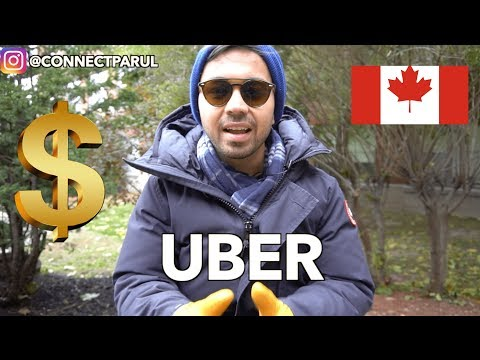How To Become UBER Driver In Canada For International Students