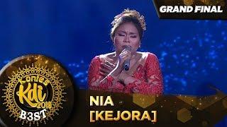NIA MENJIWAI BANGET!! - Grand Final KDI 2019