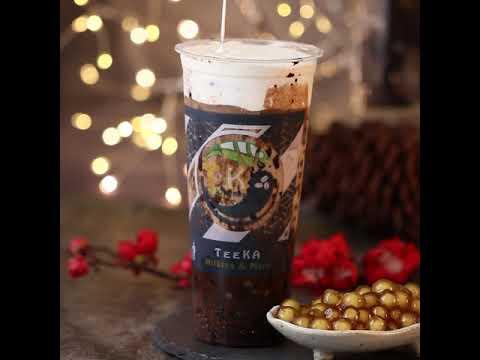 Chocolate Milktea   Trà Sữa Socola   Món ngon cho hội thích Socola