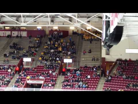 2018 Hockey East Playoff Vlog - Part 4 - Conte Forum