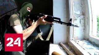 Учения военных полицейских проходят в Хабаровске - Россия 24