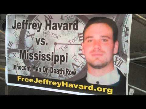 Obviously Innnocent! Jeffrey Havard Death Row Interview