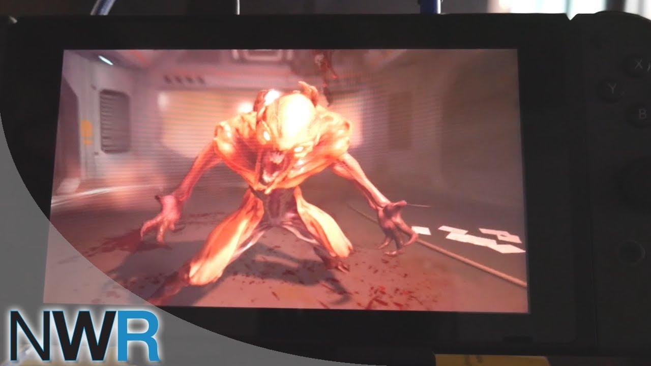 Doom on Nintendo Switch is retro-revival done right - SlashGear