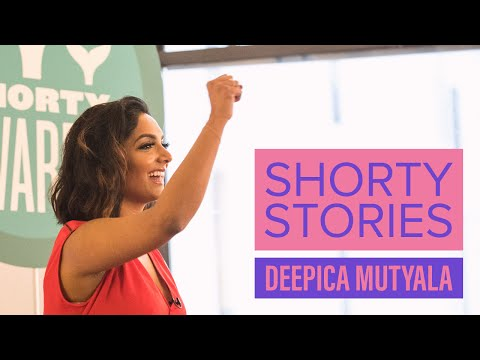 Shorty Stories with Deepica Mutyala || SHORTY AWARDS