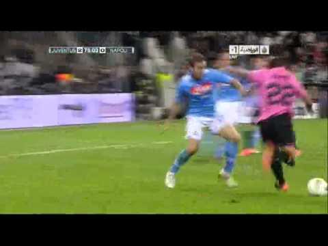 Gol Arturo Vidal 2-0 01.04.12