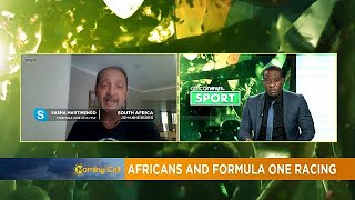 Africans and formula one racing [Sport]