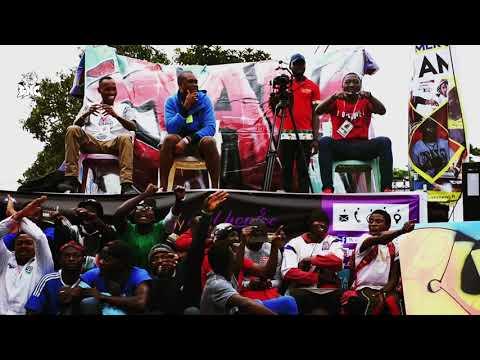LOIC vs POXY - FINALE  FOOTWORK -  BBA JAM CAMEROUN - BNC 2018