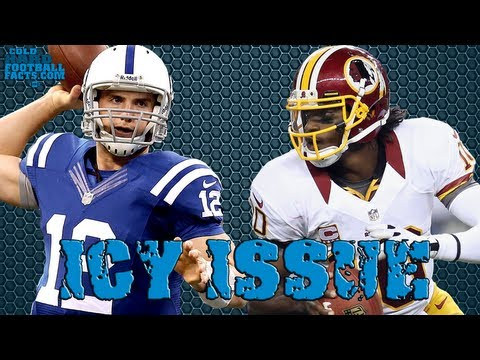 NFL Rookie QB Battle: Luck, RG3, Wilson vs. Elway, Marino, Kelly | ColdHardFootballFacts.com