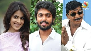 GV Prakash gets Genelia & Vadivelu for next movie | Hot Tamil Cinema News