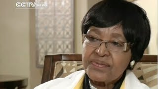 Winnie Mandela remembers Nelson Mandela