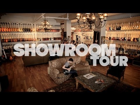 Showroom Tour of Chicago Music Exchange