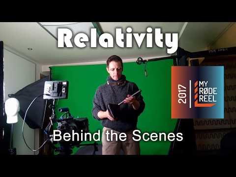 Relativity - Behind the Scenes  - My Rode Reel 2017