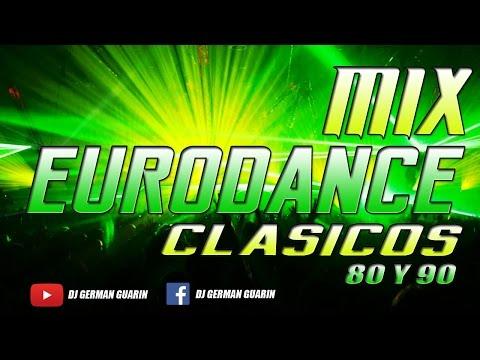 (DEMO) - Mix Euro Dance Clasicos Años 80 y 90