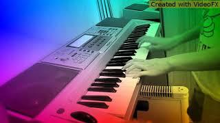 Королёк птичка певчая - На синтезаторе (вторая версия)