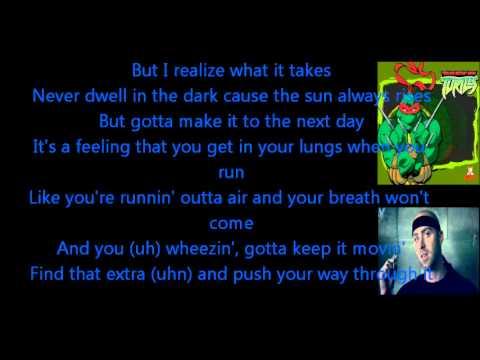 Inner Ninja Music Lyrics