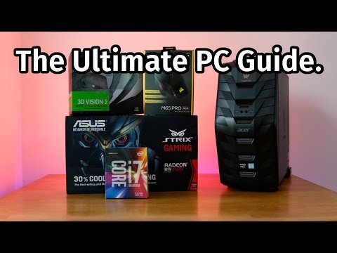 The PC Buyers Guide 2016!