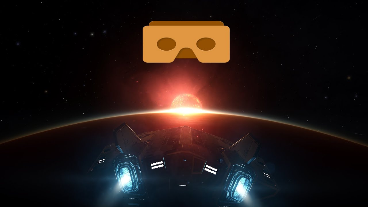 How to play Elite Dangerous in 1080p with no barrel distortion with Trinus  VR (SBS)