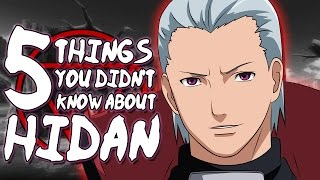 5 Things You Probably Didn't Know About Hidan! (5 Facts) | Naruto/Naruto Shippuden