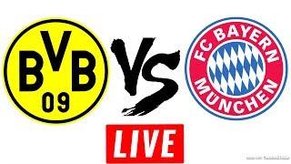Borussia Dortmund vs Bayern Munchen LIVE STREAM FREE - November 4 2017 Bundesliga Season 2017/2018