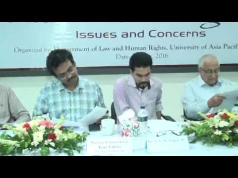 Press Freedom in Bangladesh: Issues and Concerns