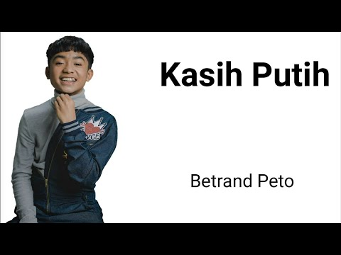 kasih-putih---betrand-peto-(lyrics)