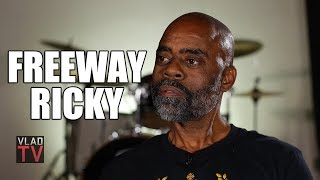 Freeway Ricky Still Lives in South Central LA, Doesn't Feel Jealousy on the Street (Part 17)